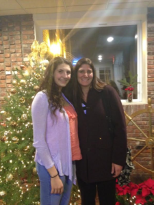Annetta's, mother gave her the right environment to reach her goals