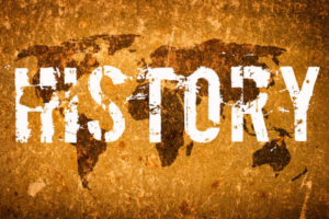 History means forever