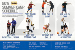 The Ball Handling Shooting Camp is a must