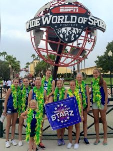 Brielle Bisogno was part of the powerhouse Starz team