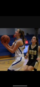 Pagie Slaven was HOOP GROUP ALL FRESHMAN 1ST TEAM