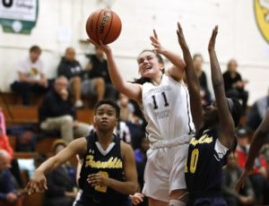 D1 prospect Molly Lynch has had a breakout season