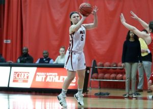 Christina Antonakakis choose MIT over multiple D1 schools... she was named NewMac ROOKIE OF THE YEAR