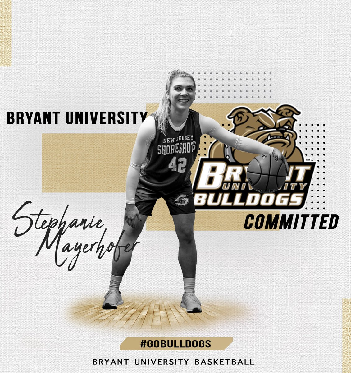 cheaper 1f120 a0113 STEPHANIE MAYERHOFER….PUTS HER BET ON BRYANT UNIVERSITY ...