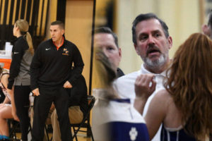 Justine McGhee and Dave Callahan Shared Coach of the Year honors